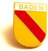 Pin: Badengold ( oben Text BADEN )